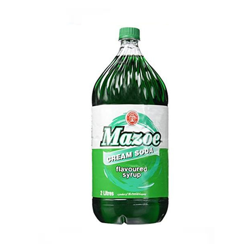 Mazoe Cream Soda (2L) from South Africa - AubergineFoods.com