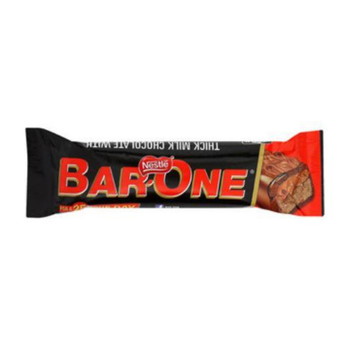 Nestle Bar One (55 g) from South Africa - AubergineFoods.com