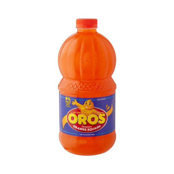 OROS Orange Squash-Original (2L)