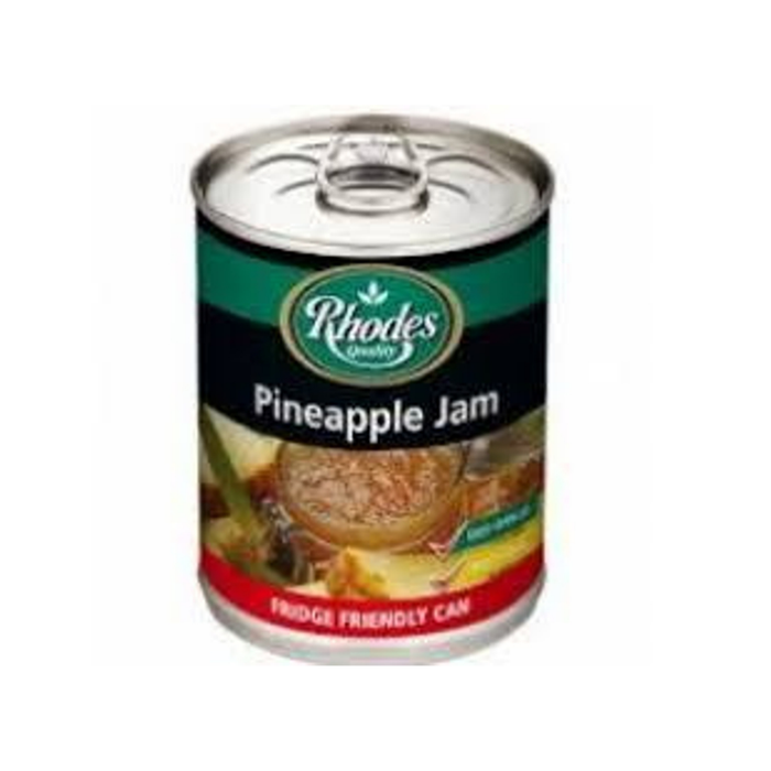 RHODES Pineapple Jam (450 g) from South Africa - AubergineFoods.com