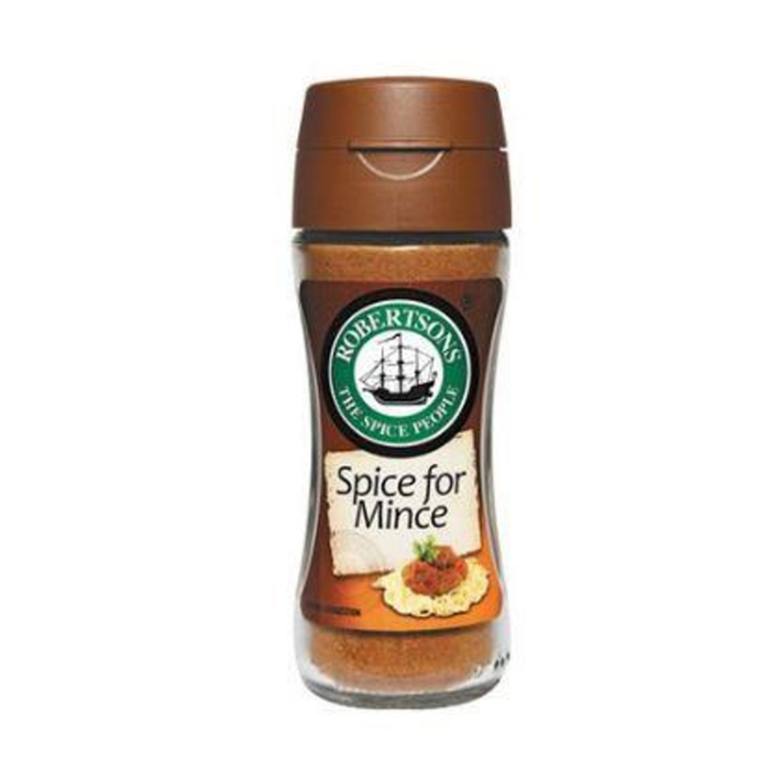 Robertson's Spice for Mince (100ml) from South Africa - AubergineFoods.com