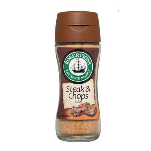 Robertson's Spice Steak and Chops (110ml) from South Africa - AubergineFoods.com