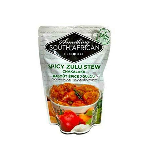 Something South African Spicy Zulu Stew (375 ml) from South Africa - AubergineFoods.com
