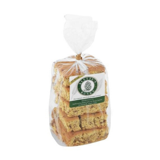 Alette's Rusks All Bran (450 g) from South Africa - AubergineFoods.com