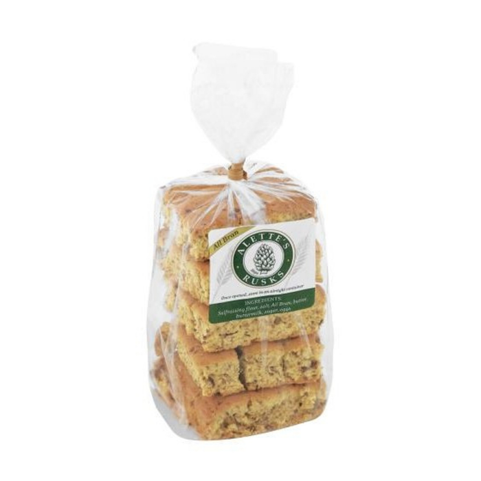 Alette's Rusks All Bran (450 g) | Food, South African | USA's #1 Source for South African Foods - AubergineFoods.com