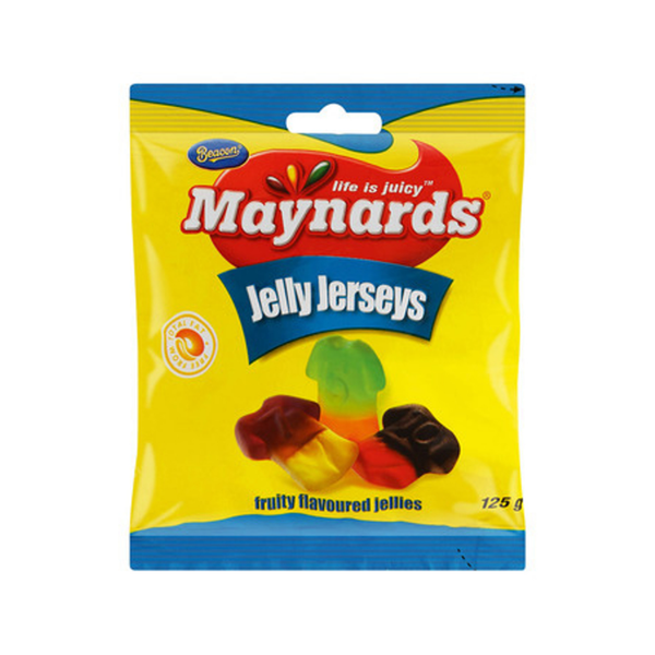 Maynards Jelly Jerseys (75 g)