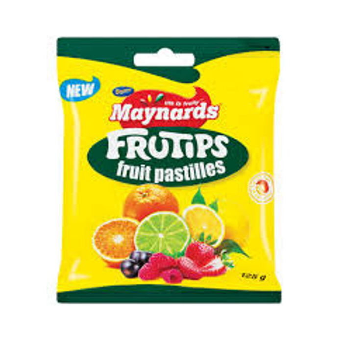Maynards FruTips (75 g) from South Africa - AubergineFoods.com