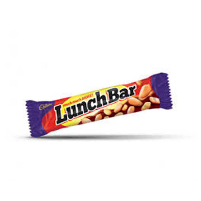 Cadbury Lunch Bar (48 g) from **EXPIRED FEB-12-2020 - AubergineFoods.com
