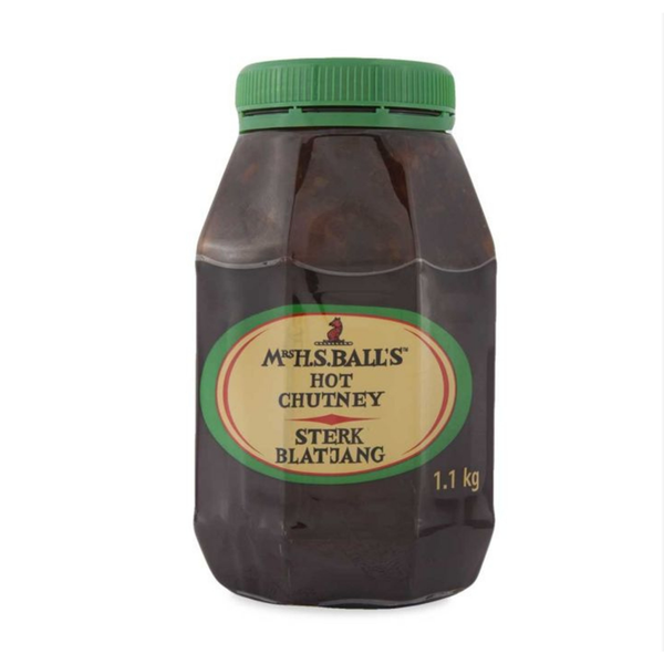 Mrs. H.S. Ball's HOT Original Chutney (1.1 Kg)