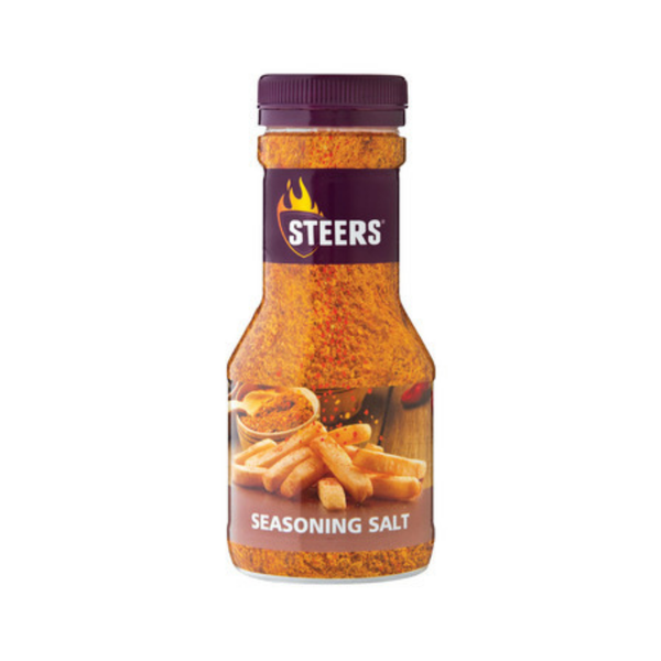 Steers Seasoning Salt (225 g)