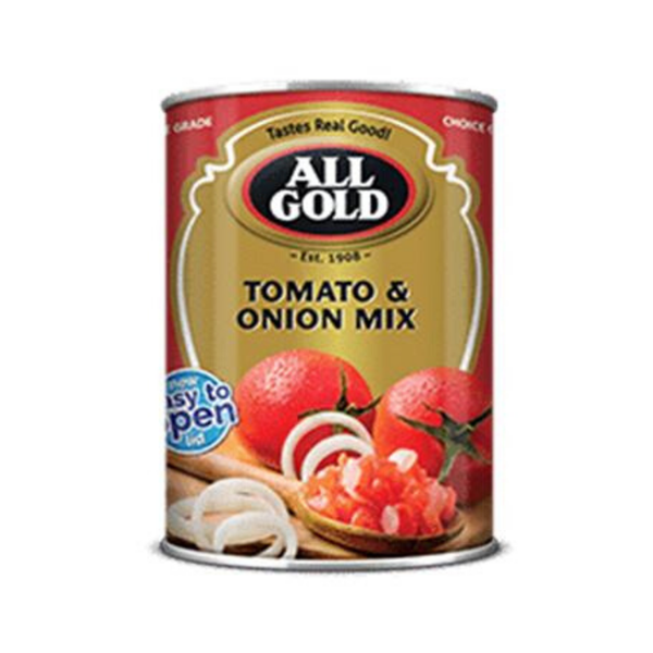 All Gold Tomato & Onion Mix (410g)