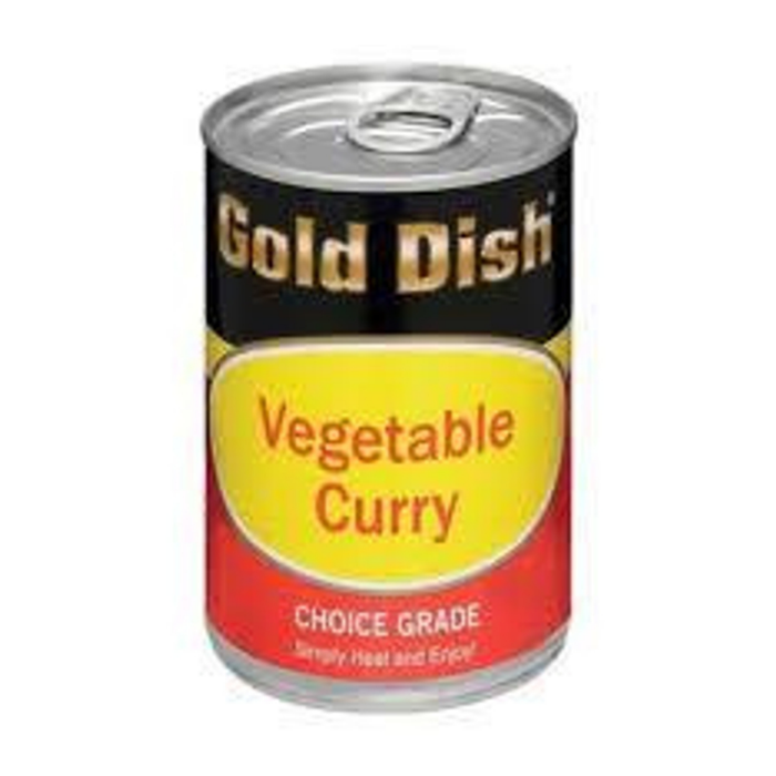 Gold Dish Vegetable Curry (415g) from South Africa - AubergineFoods.com