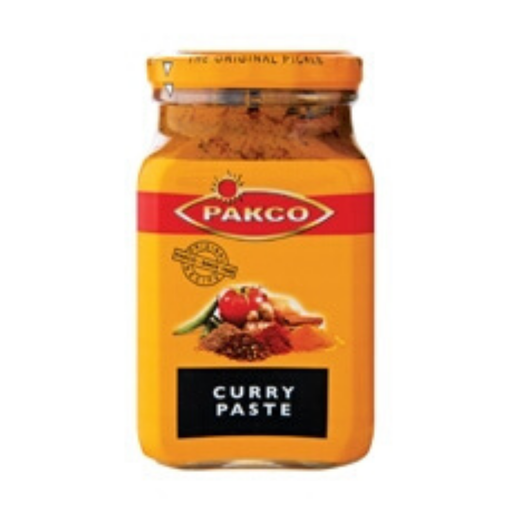 PAKCO Curry Paste (350 g) from South Africa - AubergineFoods.com