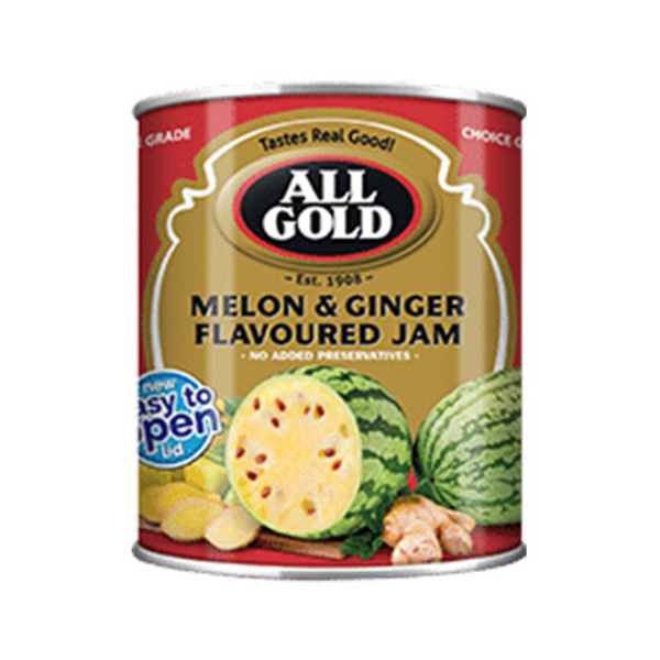 All Gold Melon Ginger Jam (450 g)