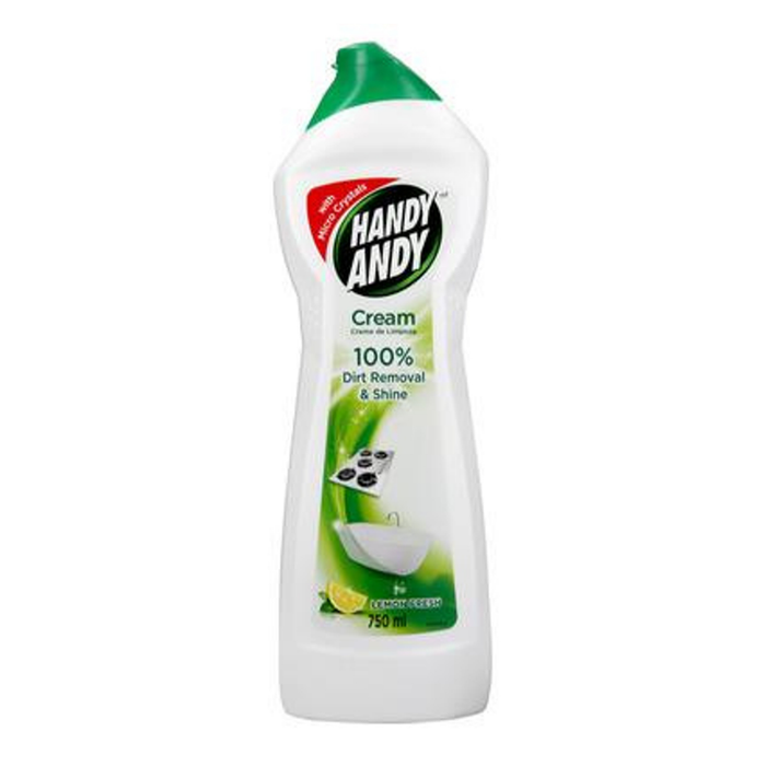 Handy Andy Cleaning Cream  (750 ml) from South Africa - AubergineFoods.com