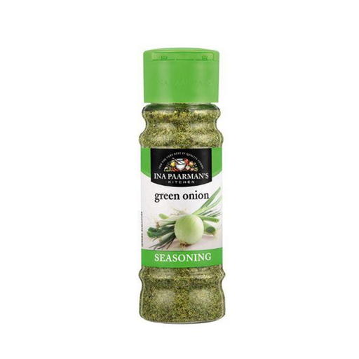 Ina Paarman's Green Onion Seasoning (200 ml) from South Africa - AubergineFoods.com