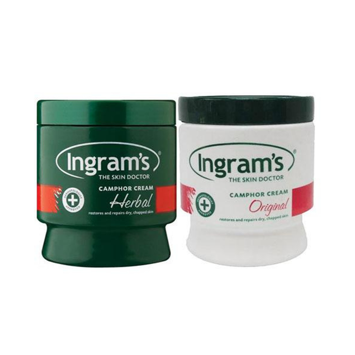 Ingrams Camphor Cream-Options (535g) from AubergineFoods.com Exclusive - AubergineFoods.com
