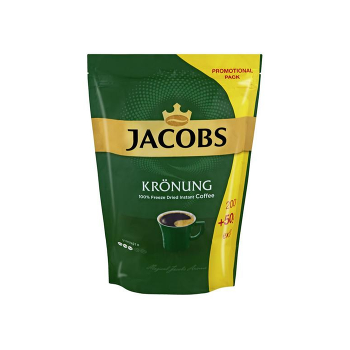 JACOBS Kronnung Coffee Bag (250 g) from South Africa - AubergineFoods.com