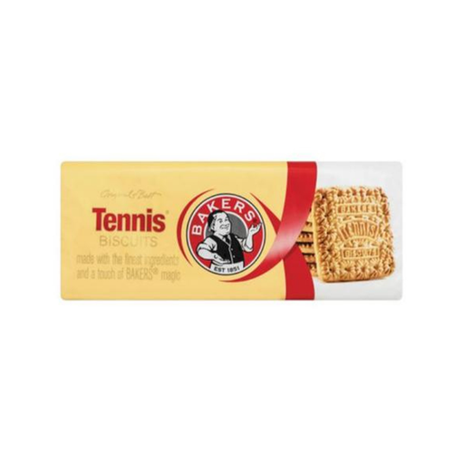 Bakers Tennis Biscuits (200 g) from South Africa - AubergineFoods.com