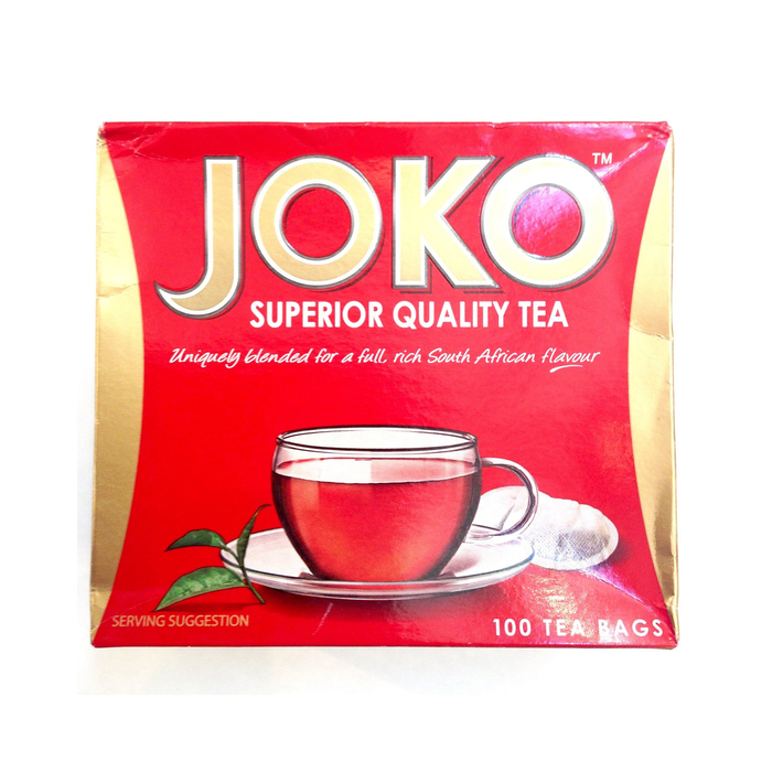 Joko Tea (100 bags) | Food, South African | USA's #1 Source for South African Foods - AubergineFoods.com