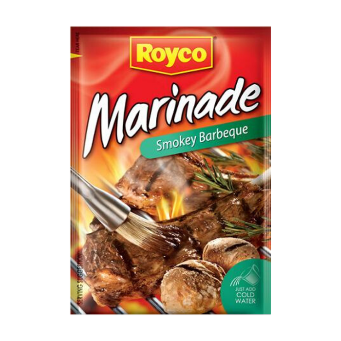 ROYCO Marinade Smokey BBQ (40 g) from South Africa - AubergineFoods.com