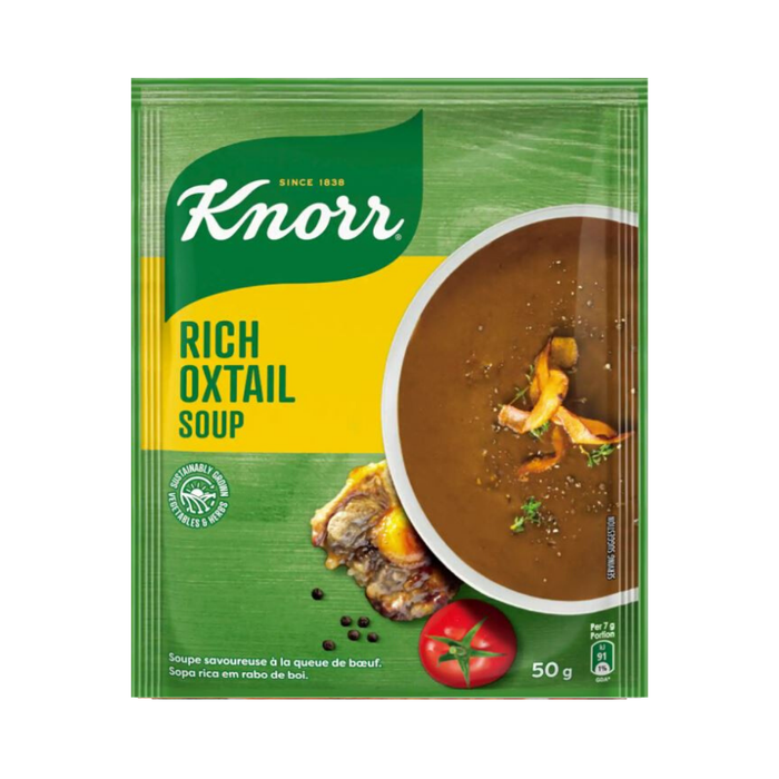 Knorr Rich Oxtail (50 g) from South Africa - AubergineFoods.com