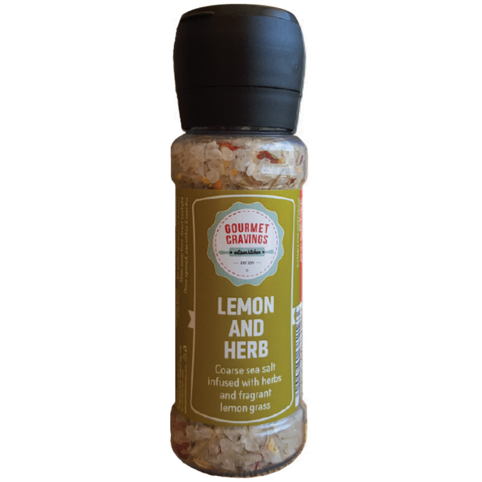 Gourmet Cravings Lemon & Herb
