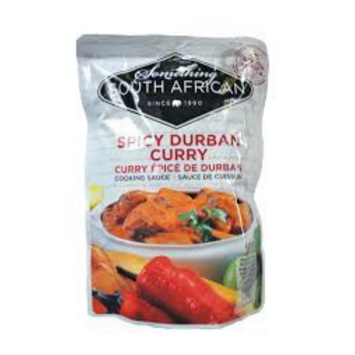 Something South African Spicy Durban Curry (375 g) from South Africa - AubergineFoods.com
