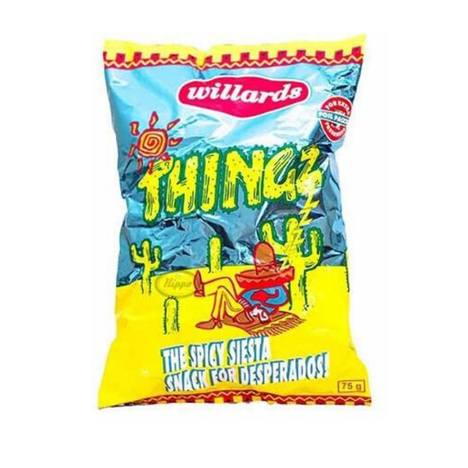 Willards Thingz (150 g) from South Africa - AubergineFoods.com