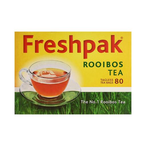 FreshPak Rooibos (80's) from South Africa - AubergineFoods.com