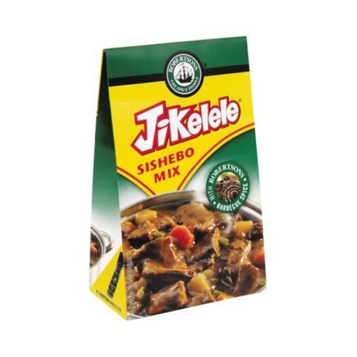 Robertsons Jikelele Shishebo Barbecue Mix (100 g) from South Africa - AubergineFoods.com