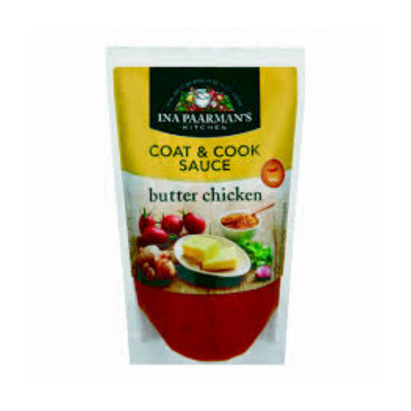 Ina Paarmans Butter Chicken Coat & Cook Sauce (200 ml)