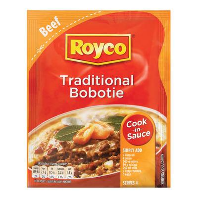 ROYCO Traditional Bobotie (50 g) from South Africa - AubergineFoods.com