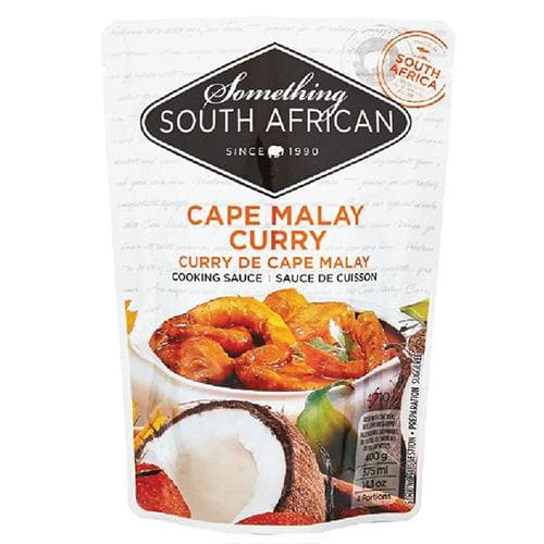 Something South African-Cape Malay Curry (375 ml) from South Africa - AubergineFoods.com