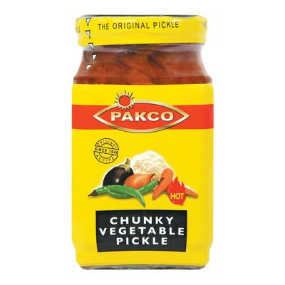 PAKCO Chunky Vegetable Pickle (410 g)