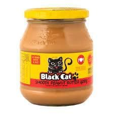Black Cat Smooth Low Sodium (400g)