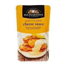 Ina Paarman's Cheese Sauce (200 ml) from South Africa - AubergineFoods.com