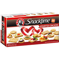Bakers Snacktime (900g)