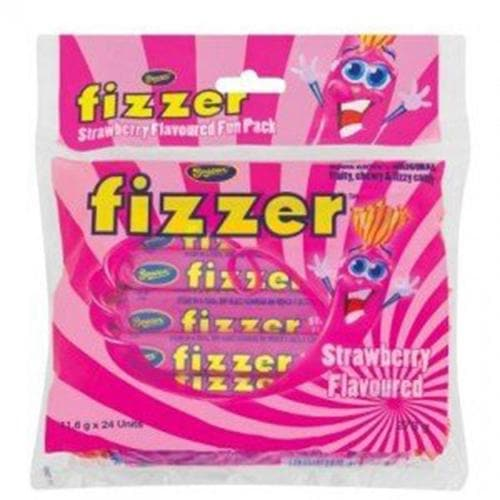 Beacon Fizzer-Strawberry (24's) from South Africa - AubergineFoods.com