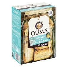 OUMA Condensed Milk Rusks (500g)