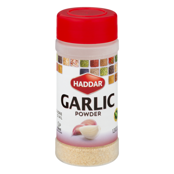 HADDAR Garlic Powder (35 g) from Kosher - AubergineFoods.com