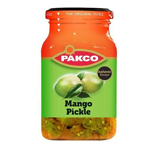 PAKCO Mango Pickle (410 g) from South Africa - AubergineFoods.com