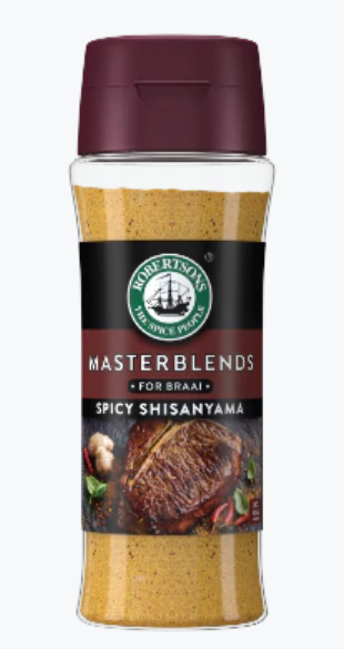 Robertson's Masterblends: Aromatic Spicy Shisanya (200ml)