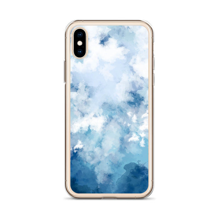 In the Clouds iPhone Case