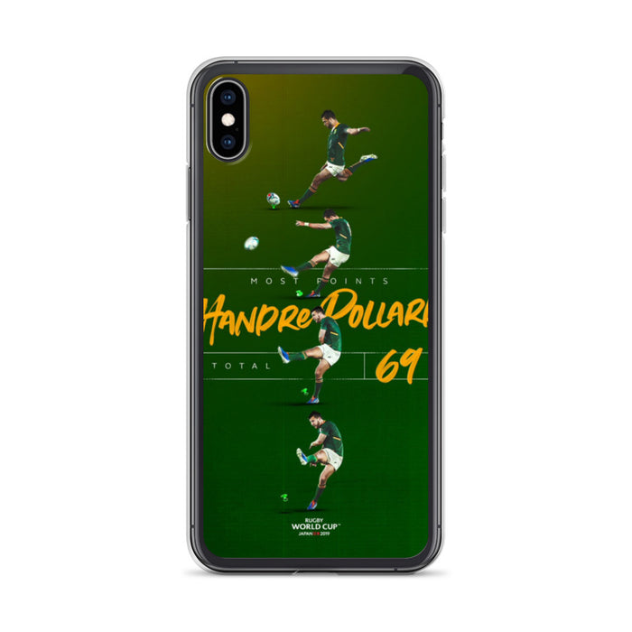Moist Points 2019 iPhone Case