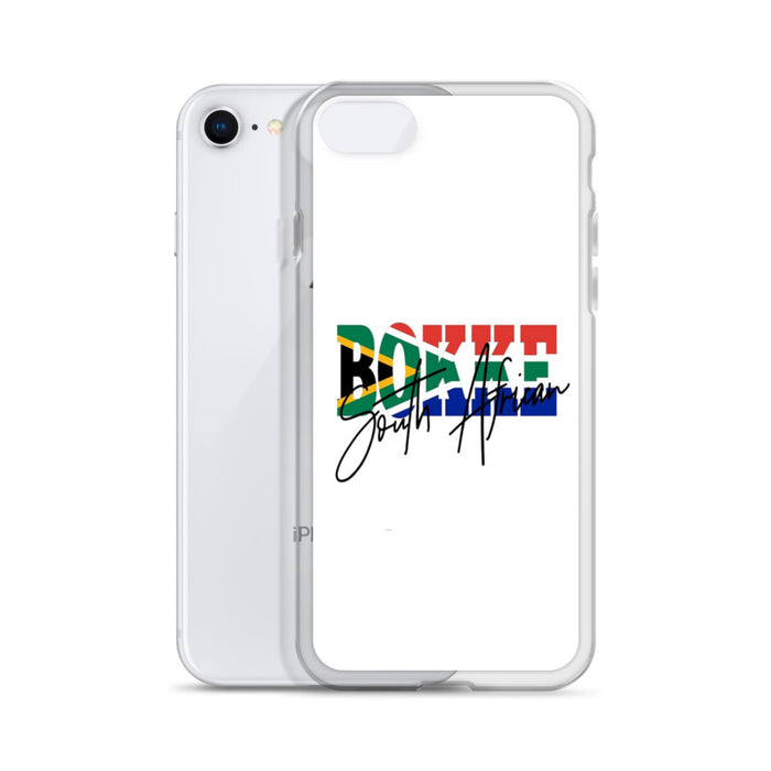 South African Bokke iPhone Case