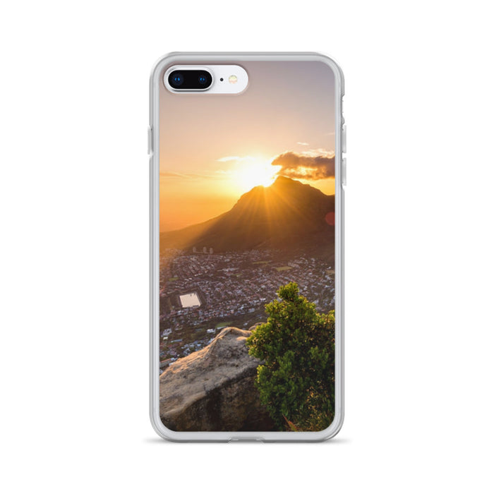 Cape Town Views iPhone Case