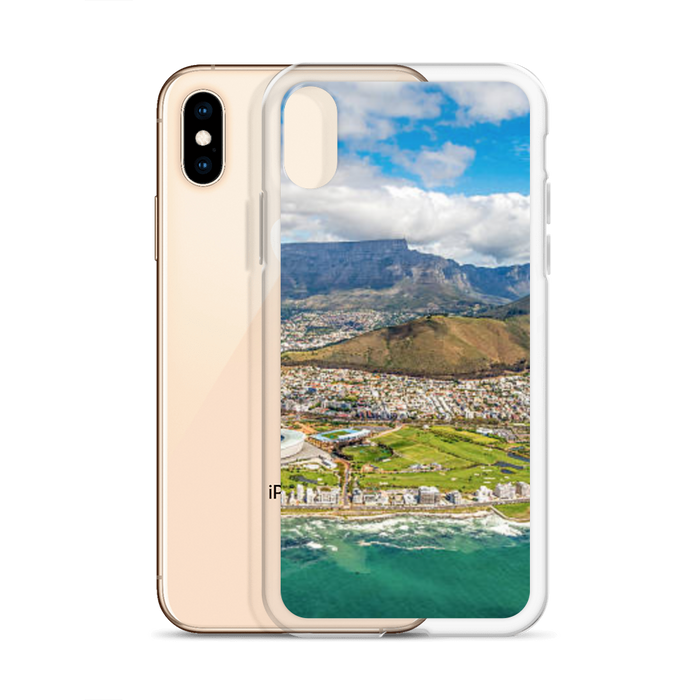 Cape Town iPhone Case