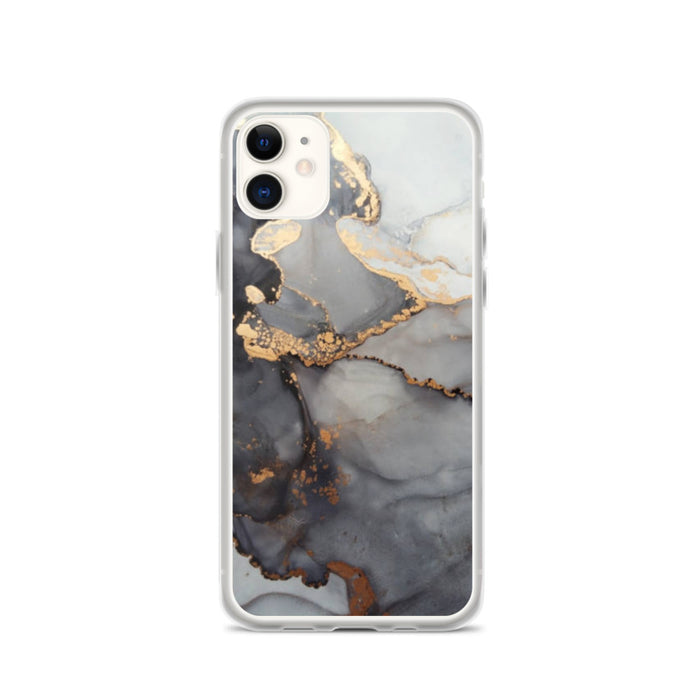 Cracked Marble iPhone Case
