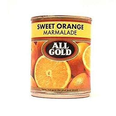 All Gold Sweet Orange Marmalade (450g) from South Africa - AubergineFoods.com